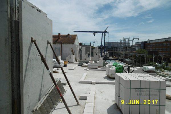 Neubau eines Mehrfamilienhauses in Warnemünde