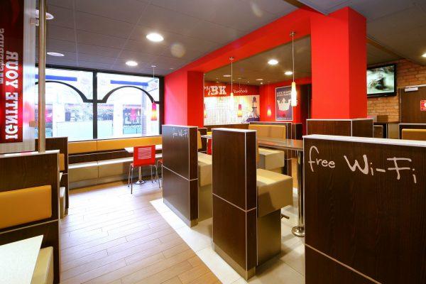 Burger King Innenstadt