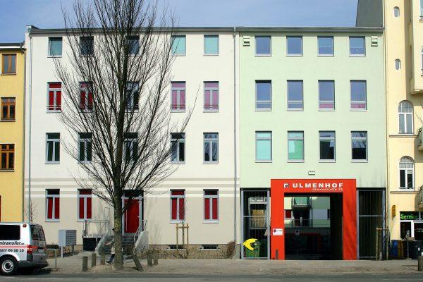 Studentisches Wohnen Ulmenstraße