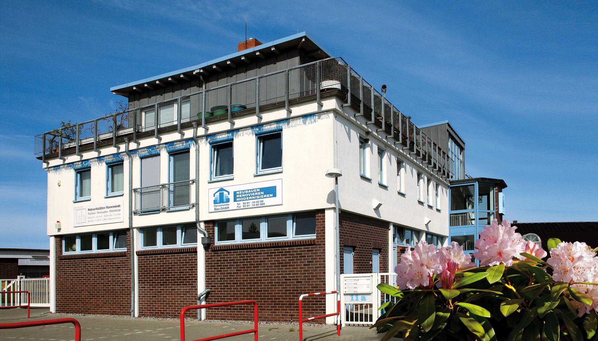 Warnemuenderbau - Firmengebäude