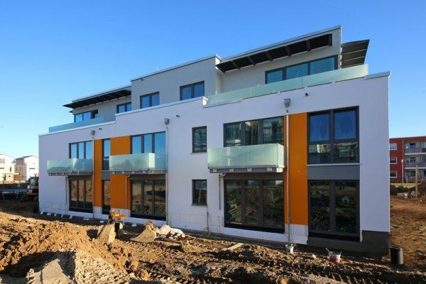 Neubau von 4 MFH in Kühlungsborn