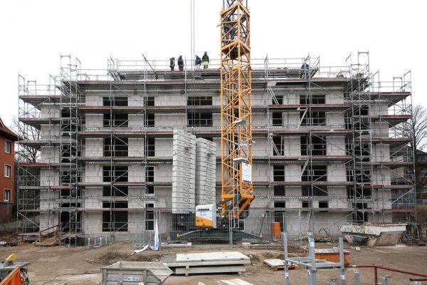 Neubau studentisches Wohnen