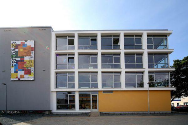 Kunst und Kultur in der Friedrichstraße 23