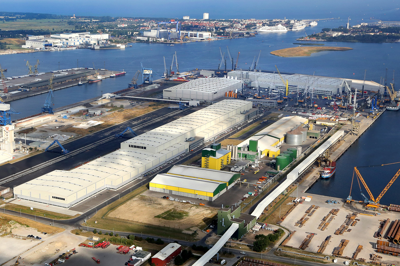 Neubau-Industriebau