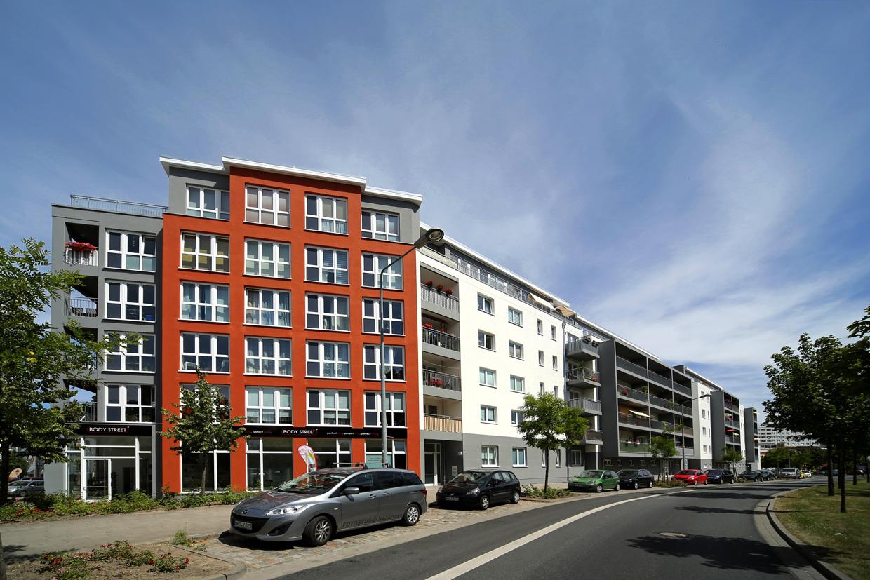 Neubau-Wohnungsbau